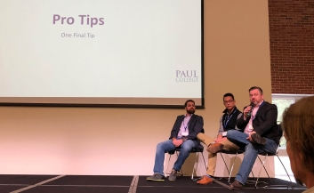 Paul College Digital Marketing Symposium 2018